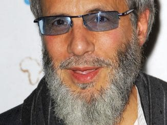 Yusuf Islam - Cat Stevens - Fortune Forum Summit at the Royal Courts of Justice in London