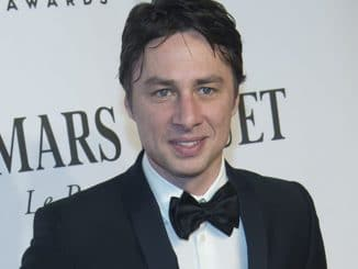 Zach Braff - 68th Annual Tony Awards in New York City