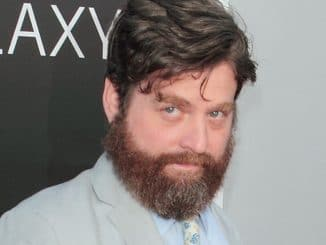 "Zach Galifianakis - ""The Hangover Part III"" Los Angeles Premiere"