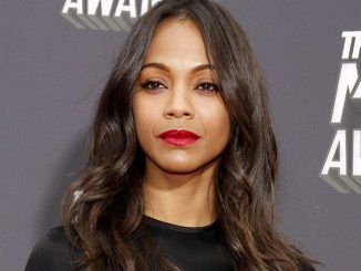 Zoe Saldana - 2013 MTV Movie Awards