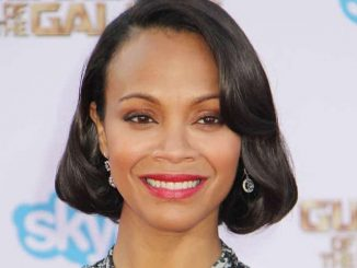 "Zoe Saldana bei der Los Angeles Premiere von ""Guardians of the Galaxy"""