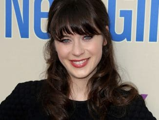 "Zooey Deschanel - FOX's ""New Girl"" Hollywood Special Screening and Q&A - Arrivals"