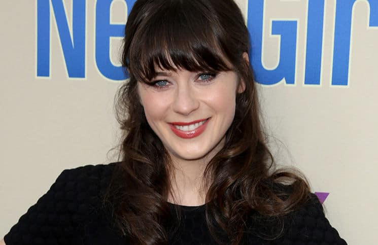 """Zooey Deschanel - FOX's """"New Girl"""" Hollywood Special Screening and Q&A - Arrivals"""
